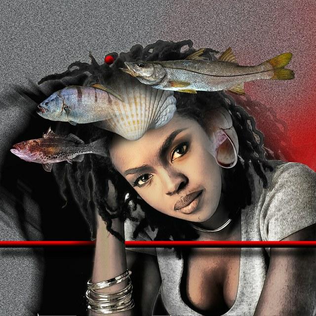 Lauryn Hill - slika Zorana Mujbegovica