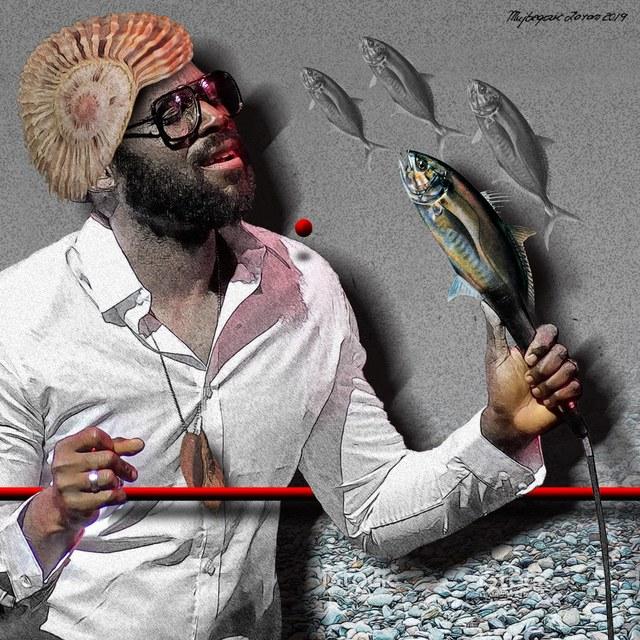 Marvin Gaye - slika Zorana Mujbegovica