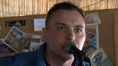 Kantautor Đorđe Ilić - trećenagrađeni u kategoriji muzičke umetnosti na konkursu Planeta ART